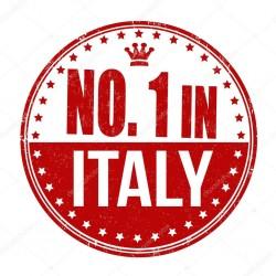 nomber 1 Italy