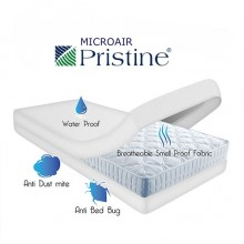 Противоаллергенный защитный чехол на матрац 90х200х20 Pristine США