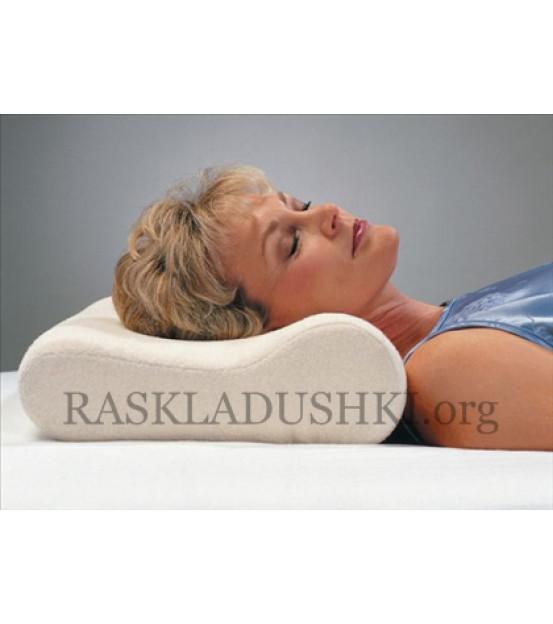 Подушка Ортопедическая  для сна на животе Medi Star medical line Турция