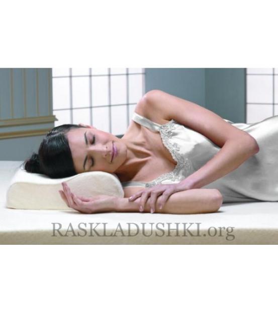 Подушка Ортопедическая под поясницу Mobile Comfort 1 medical line Турция