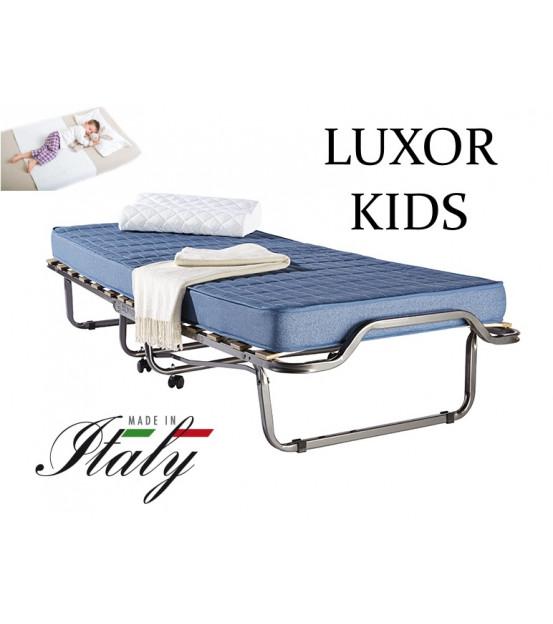 Детская раскладушка LIVARNO KIDS 90х200 с матрасом BABY CAP 10 см Италия