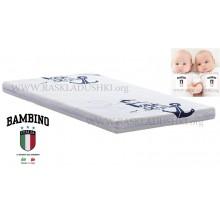 Ортопедический детский матрас LUXOR LAGOON 63х125 Италия