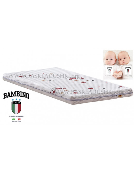 Ортопедический детский матрас LUXOR LALA MINI 80х200 Италия