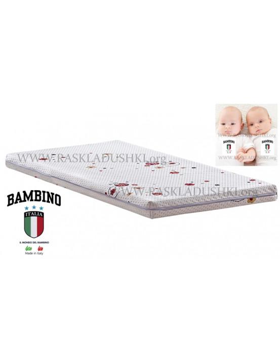 Ортопедический детский матрас LUXOR LALA MINI 80х190 Италия