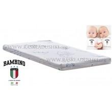 Ортопедический детский матрас LUXOR PIXIE 120х200 Италия