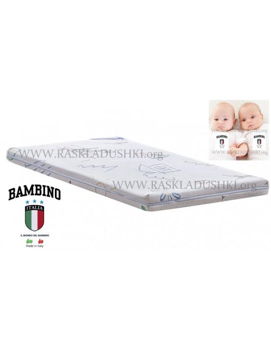 Ортопедический детский матрас LUXOR PIXIE 120х190 Италия