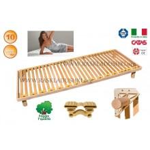 Разборное основание кровати LUXOR WOODFLEX BD-12 Стандарт 70х190/200 Италия