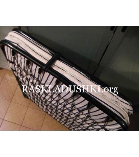 Ортопедическая раскладушка с матрасом JOSI 80х200 Италиях