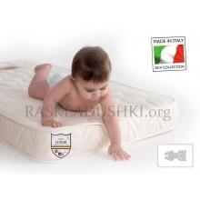Матрас ортопедический  на детскую кроватку LUXOR BABY CAP 3 Италия
