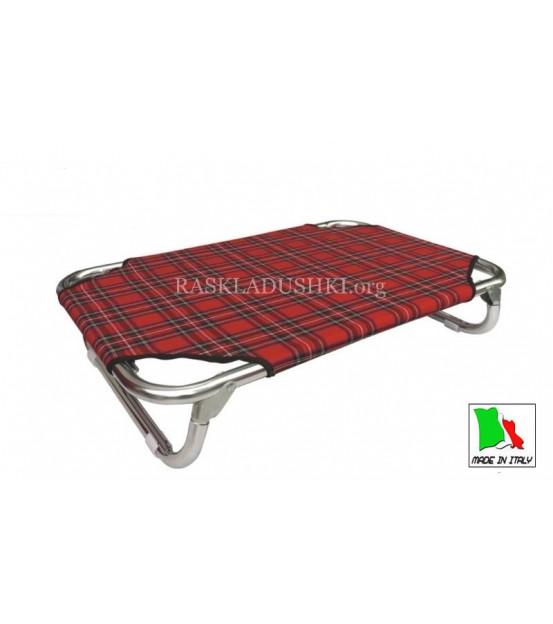 Раскладушка для животных BRANDINA LUXOR - 80  Италия