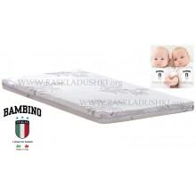 Ортопедический детский матрас LUXOR DAISY 70х140 Италия