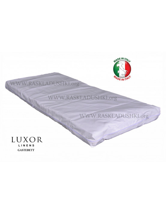 Защитный чехол  для матрасов на раскладушки 180х200 LUXOR LINENS Италия