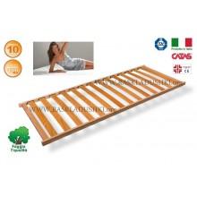 Разборное основание кровати LUXOR WOODFLEX AS-11вкладное 130х190/200 Италия