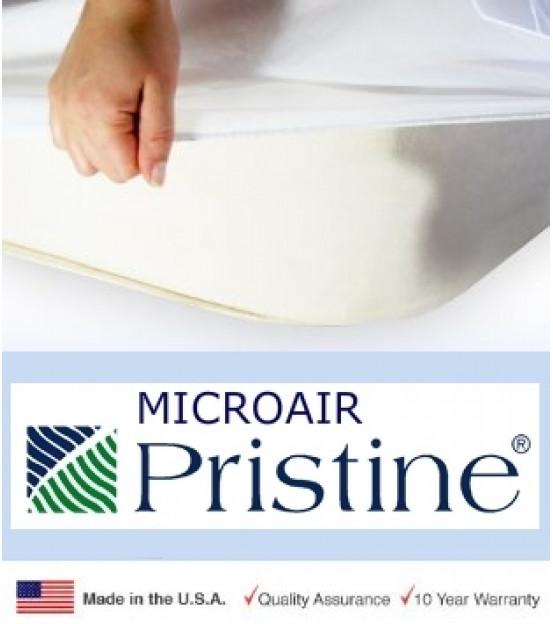 Противоаллергенный защитный чехол на матрац 90х190х16 Pristine США