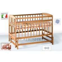 Детская ортопедическая кровать-манеж BABY CAPRI 06 Италия