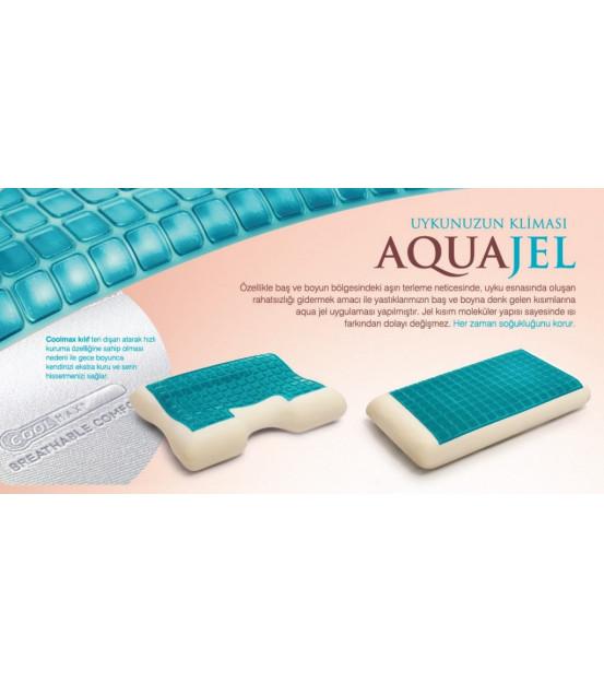 Подушка Ортопедическая Aqua Jel - M6 medical line Турция