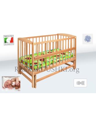 Детская ортопедическая кровать-манеж BABY CAPRI 07 Италия