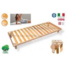 Разборное основание кровати LUXOR WOODFLEX BD-11 Стандарт 80х190/200 Италия