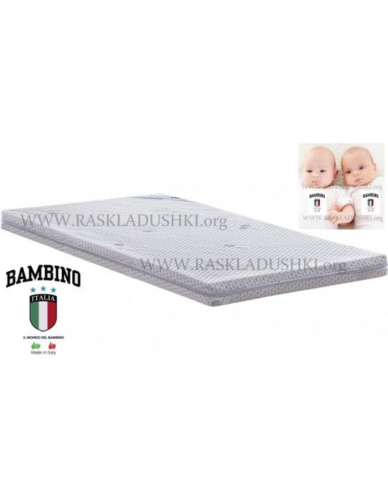 Ортопедический детский матрас LUXOR BAMBI 120х190 Италия