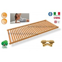 Разборное основание кровати LUXOR WOODFLEX AS-12 вкладное 130х190/200 Италия