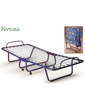 Ортопедическая раскладушка с матрасом VERONA 80х200 Италия
