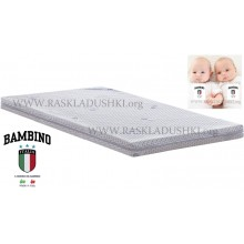 Ортопедический детский матрас LUXOR BAMBI 60х120 Италия