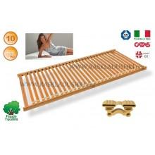 Разборное основание кровати LUXOR WOODFLEX AS-12 вкладное 80х190/200 Италия