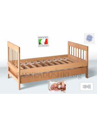 Подростковая ортопедическая кровать  BABY CAPRI 09 Италия
