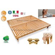 Разборное основание кровати LUXOR WOODFLEX BD-12 Стандарт 140х190/200 Италия