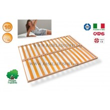 Разборное основание кровати LUXOR WOODFLEX AS-11вкладное 200х190/200 Италия